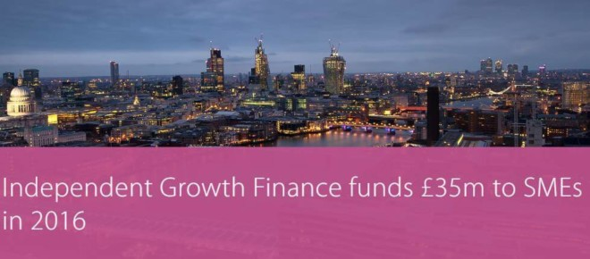 IGF funds £35m to SMEs since April 2016