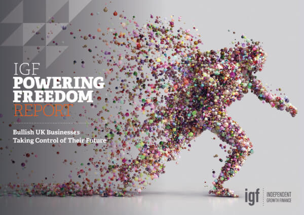 IGF Powering Freedom Report