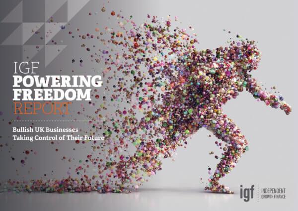 IGF Powering Freedom Report
